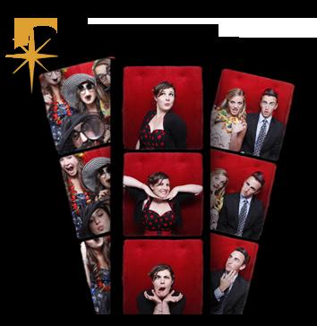 Snap Cubby photobooth strip 4x6