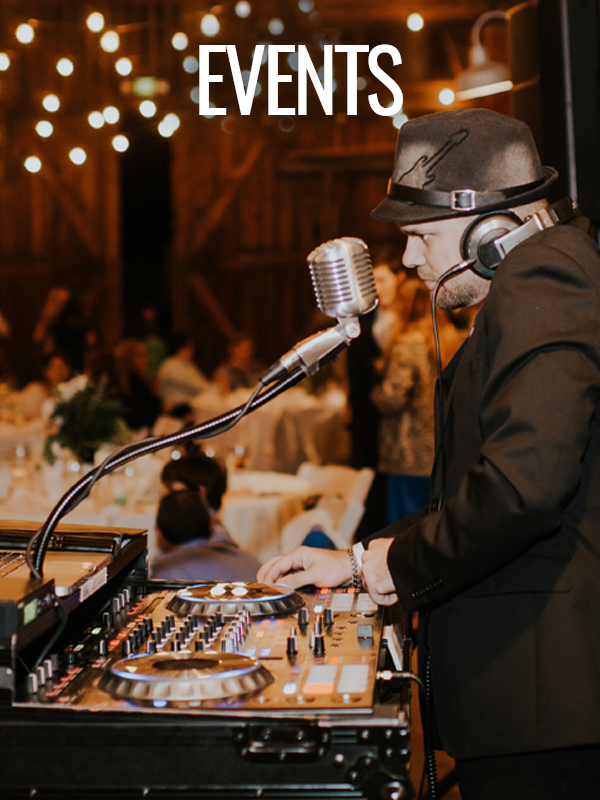 epic entertainment DJ lighting photo booth casino, santa margarita ranch, ca weding