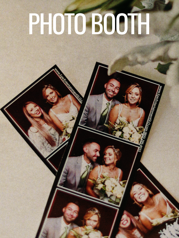 wedding photo booth epic entertainment snap cubby photobooth
