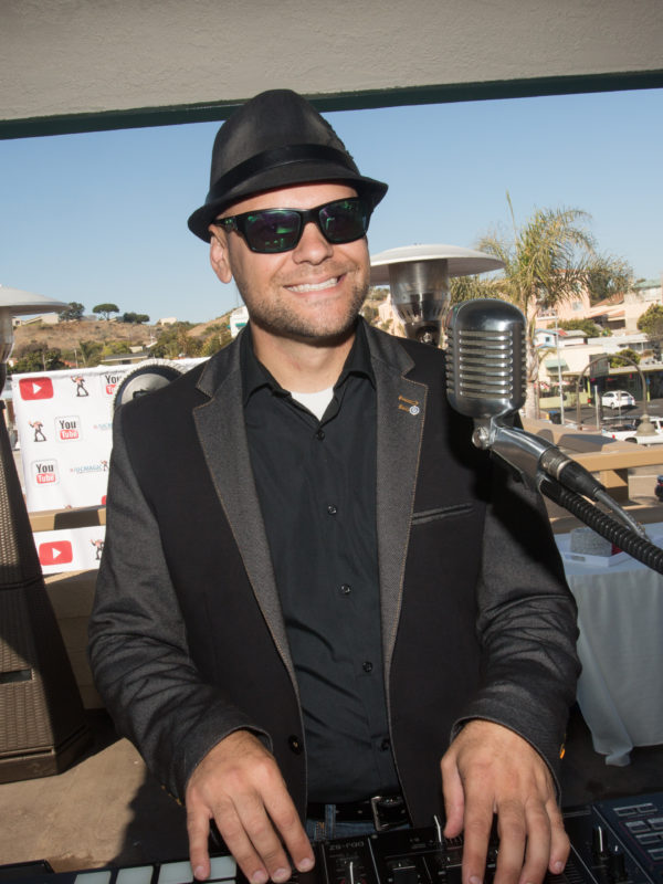 DJ Anthony Salas wedding DJ, school dance, prom, homecoming, corporate DJ, emcee, mc, party