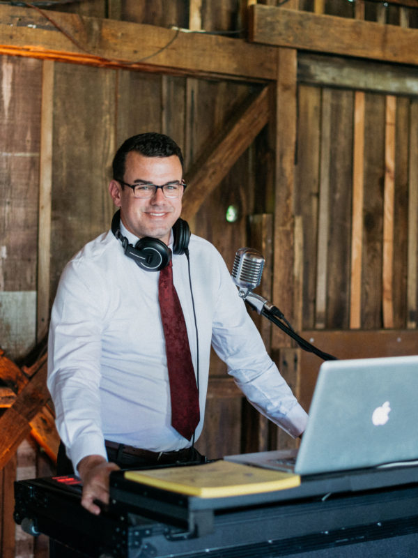 DJ Tim wedding DJ, school dance, prom, homecoming, corporate DJ, emcee, mc, party, Epic Entertainment pismo beach, atascadero, paso robles, santa maria, santa ynez Pepper Tre Ranch