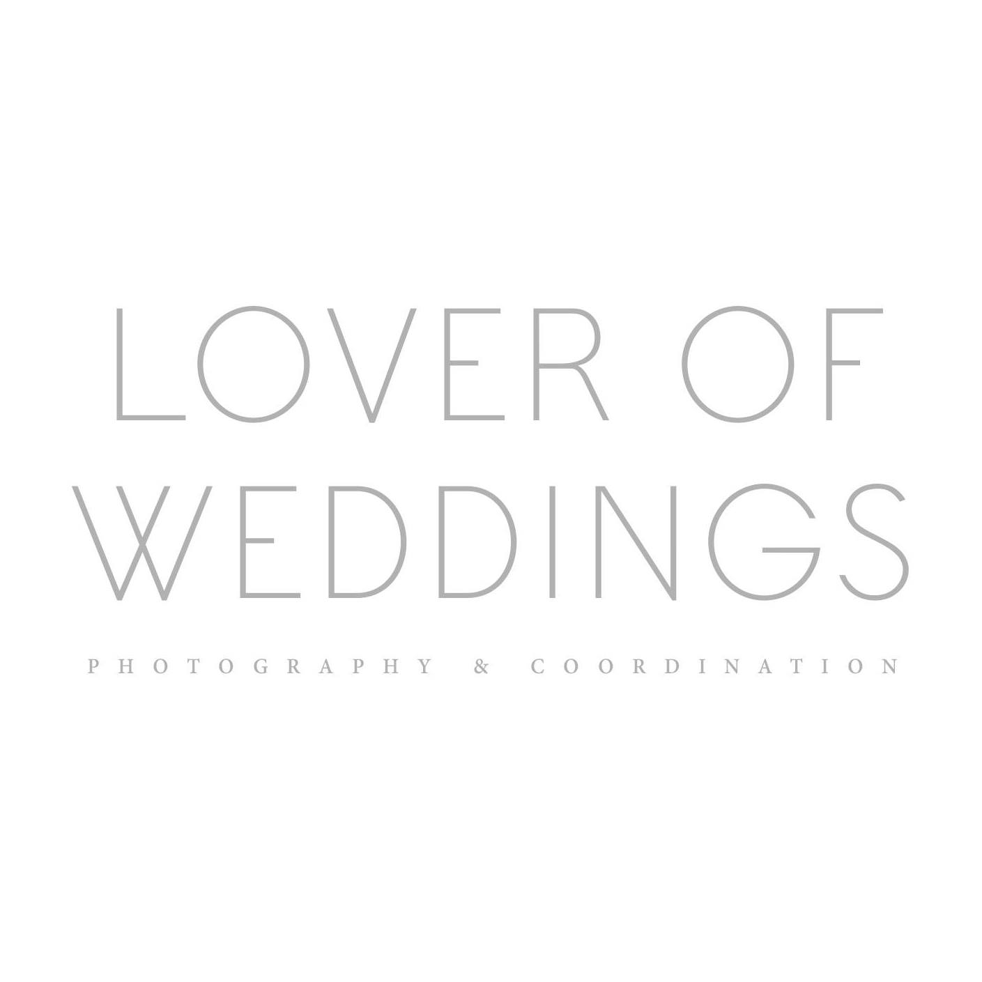 Lover Of Weddings