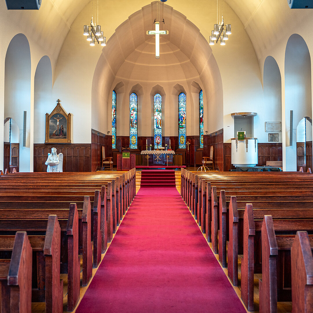 San Luis Obispo church